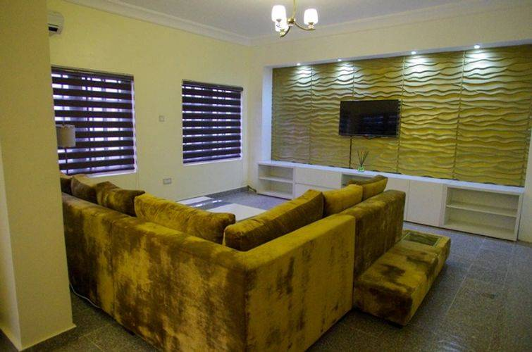 3 bedroom serviced apartment at 11a, Adeyemi Lawson, Ikoyi, Lagos, Ikoyi, Lagos ₦75,000