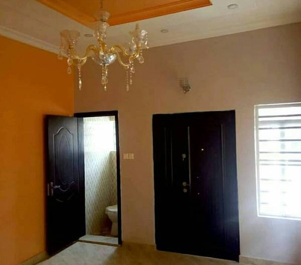 FORSALE…. 4 Bedroom semi detached Duplex with a BQ…